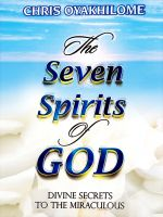Cover for 'The Seven Spirits of God'