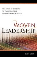 Cover for 'Woven Leadership'