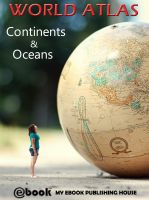 Cover for 'World Atlas - Continents & Oceans'