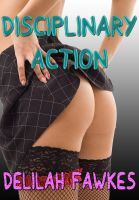 Cover for 'Disciplinary Action'
