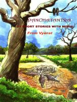 Cover for 'Panchatantra 51 short stories with Moral (Illustrated)  Part-1'