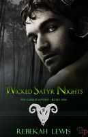 Cover for 'Wicked Satyr Nights: The Cursed Satyroi, Book 1'