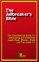 Cover for 'The Jailbreaker's Bible'