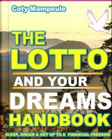 Cover for 'The Lotto and Dreams Handbook'
