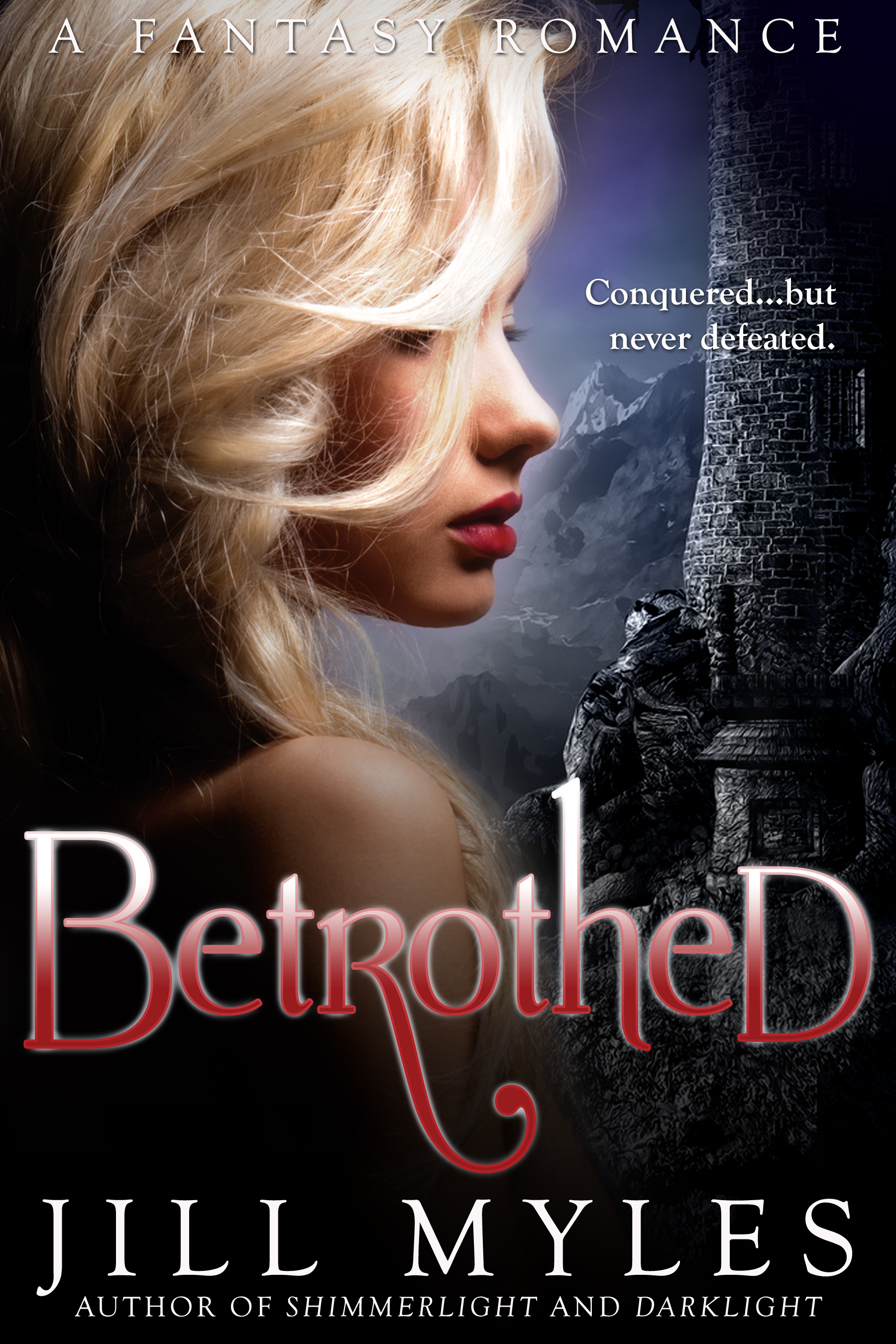 Jill Myles - Betrothed
