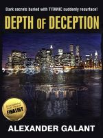 Cover for 'Depth of Deception (A Titanic Murder Mystery)'