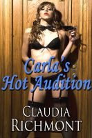 Cover for 'Carla's Hot Audition'