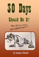 Cover for '30 Days Should Do It!'