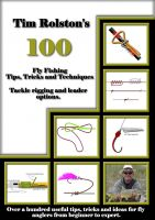 Cover for '100 Fly Fishing Tips, Tricks and Techniques'