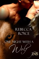 Cover for 'One Night With a Wolf'