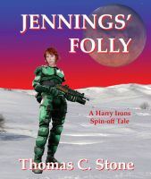 Cover for 'Jennings' Folly'