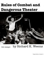 Cover for 'Rules of Combat and Dangerous Theater - two essays'