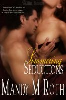 Cover for 'Simmering Seductions'