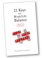 Cover for '21 Keys to Work/Life Balance'