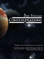 Cover for 'Contemplations'