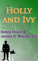 Cover for 'Holly and Ivy'