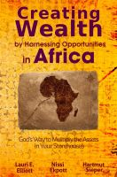 Cover for 'Creating Wealth by Harnessing Opportunities in Africa'