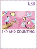 Cover for '140 And Counting'