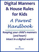 Cover for 'Digital Manners & House Rules: A Handbook for Parents'