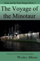 Cover for 'The Voyage of the Minotaur'