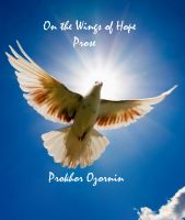 Cover for 'On the Wings of Hope: Prose'