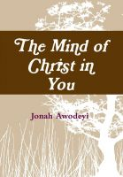 Cover for 'The mind of Christ in You'