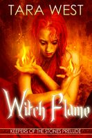 Cover for 'Witch Flame'