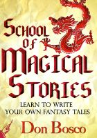 Cover for 'School of Magical Stories'