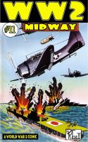 Cover for 'World War 2 The Battle of Midway'