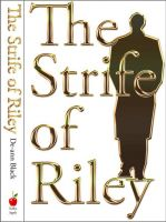 Cover for 'The Strife of Riley'