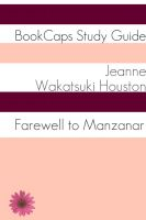 Cover for 'Study Guide: Farewell to Manzanar (A BookCaps Study Guide)'