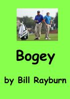 Cover for 'Bogey'