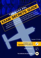 Cover for 'PPL Exam Secrets Guide - Aviation Law & Operational Procedures'