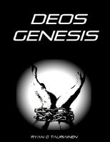Cover for 'Deos Genesis'