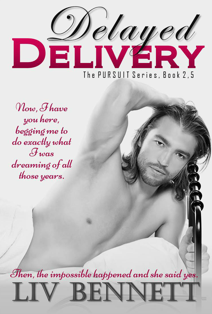 Liv Bennett - Delayed Delivery (Taylor & Adam, 1.5)