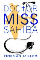 Cover for 'Doctor Miss Sahiba'