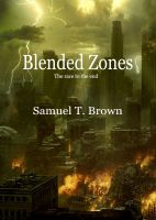 Cover for 'Blended Zones'