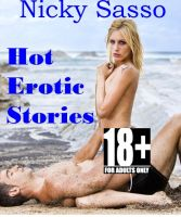 Cover for 'Hot Erotic Stories - Erotic story collection'