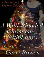 Cover for 'A Wild-Blooded Christmas - With Fangs'