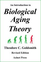 Cover for 'An Introduction to Biological Aging Theory'