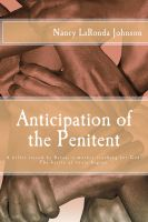 Cover for 'Anticipation of the Penitent'