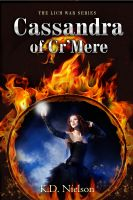 Cover for 'Cassandra of Cr'Mere, Book Two of the Lich War Series'