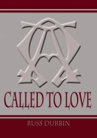 Cover for 'Called to Love'