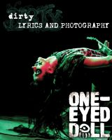Cover for 'Dirty: Lyrics and Photography'