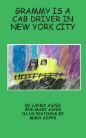 Cover for 'Grammy is a Cab Driver in New York City'