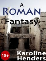 Cover for 'A Roman Fantasy'