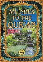 Cover for 'An Index to the Qur'an'