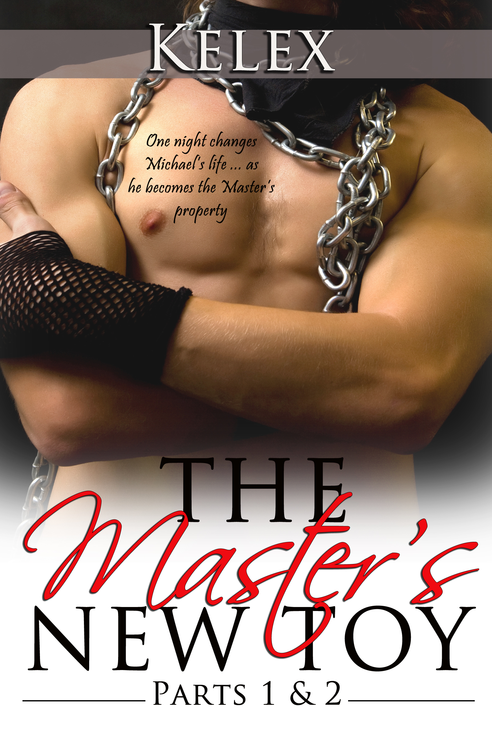 Kelex - The Master's New Toy (Book I & II)