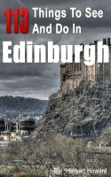 Cover for '113 Things To See And Do In Edinburgh'