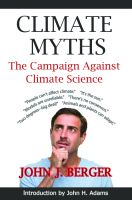 Cover for 'Climate Myths: The Campaign Against Climate Science'